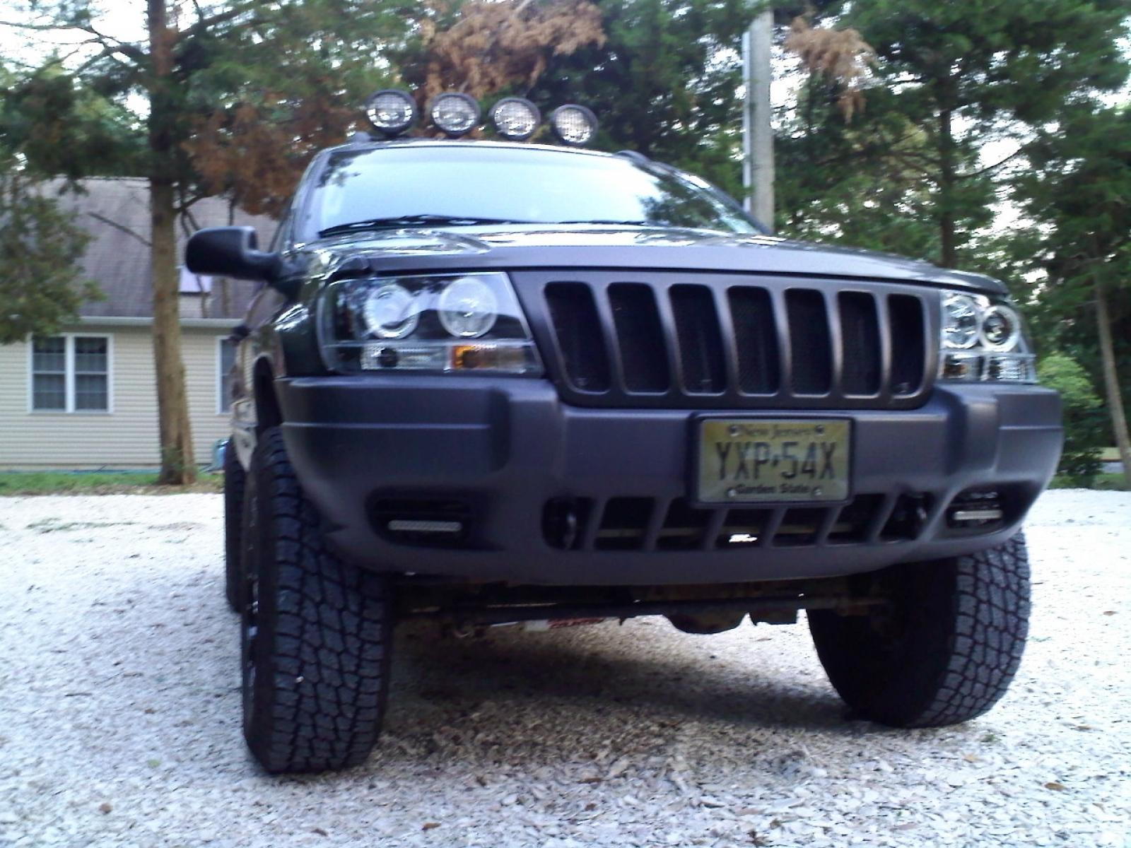 2003 Jeep Grand Cherokee Information And Photos