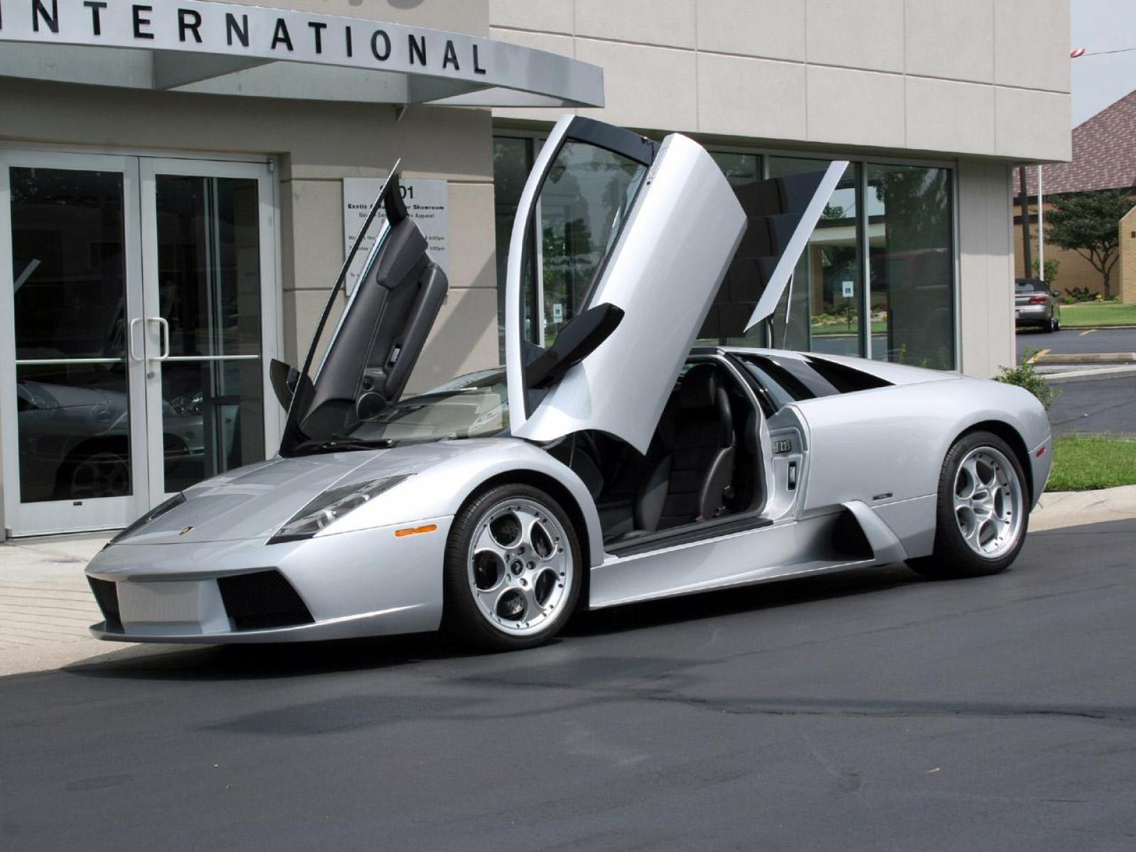 2003 Lamborghini Murcielago #8