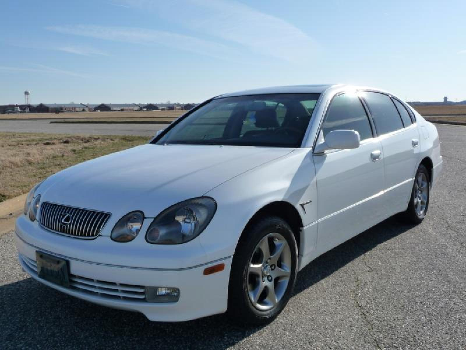 2003 Lexus GS 300 - Information and photos - ZombieDrive