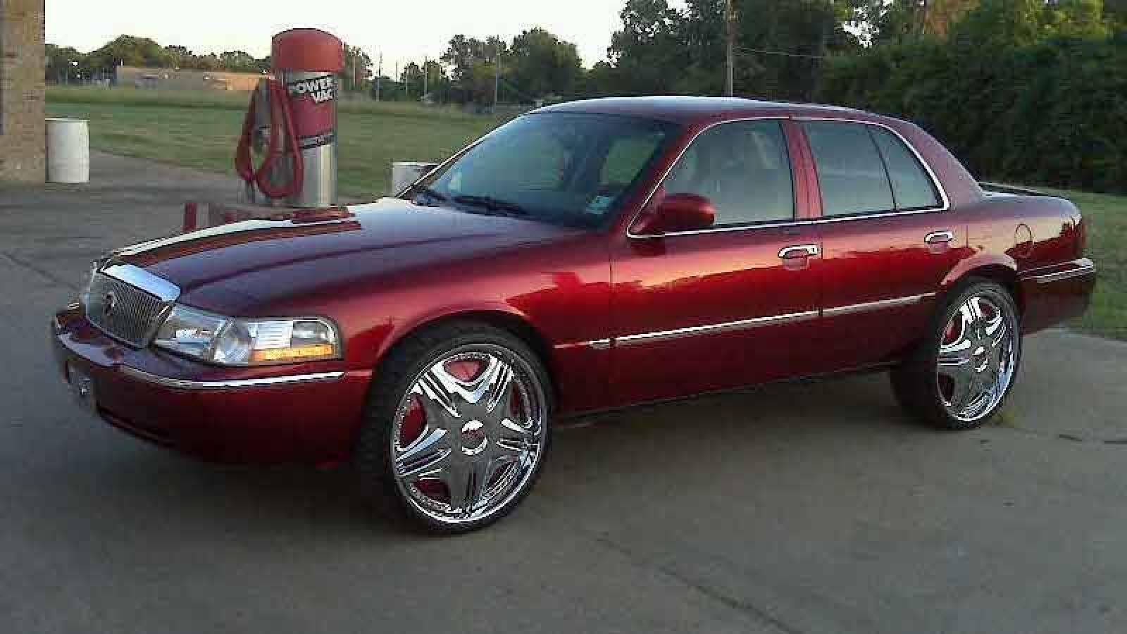 2003 Mercury Grand Marquis - Information and photos - ZombieDrive