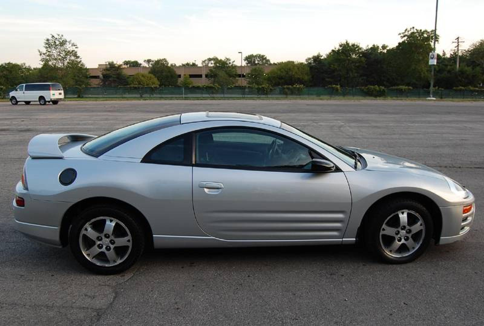 2003 Mitsubishi Eclipse - Information And Photos