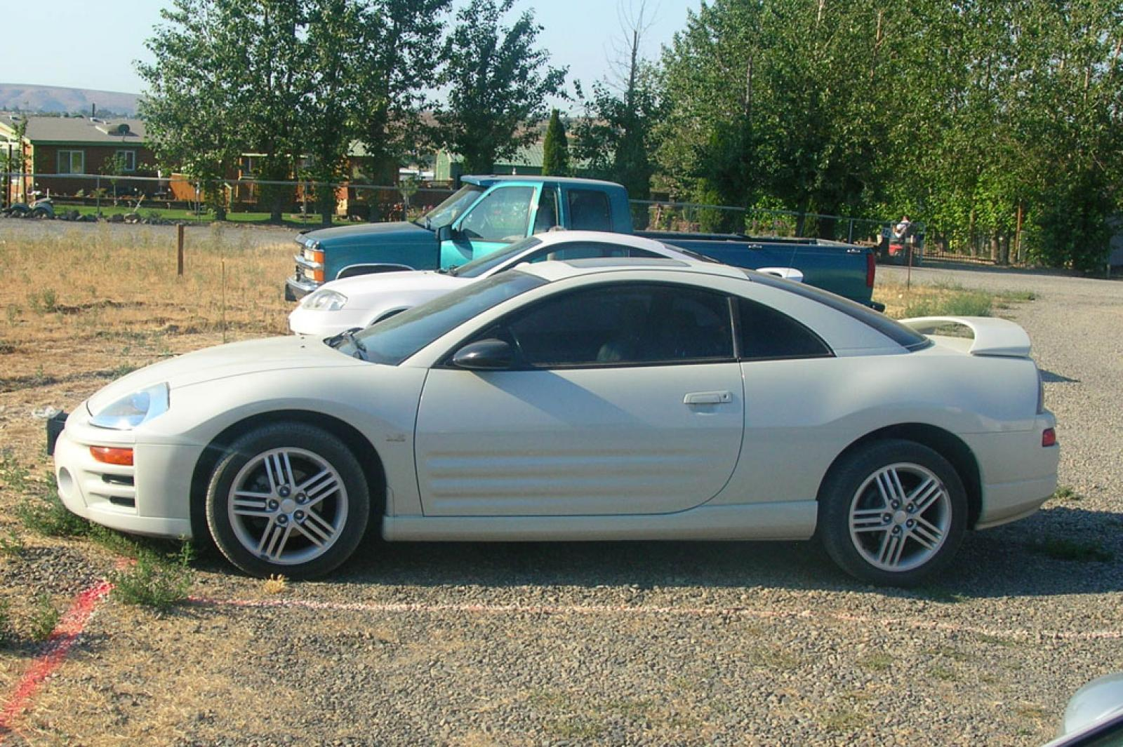 2000 Mitsubishi Eclipse >> 2003 Mitsubishi Eclipse - Information and photos - ZombieDrive