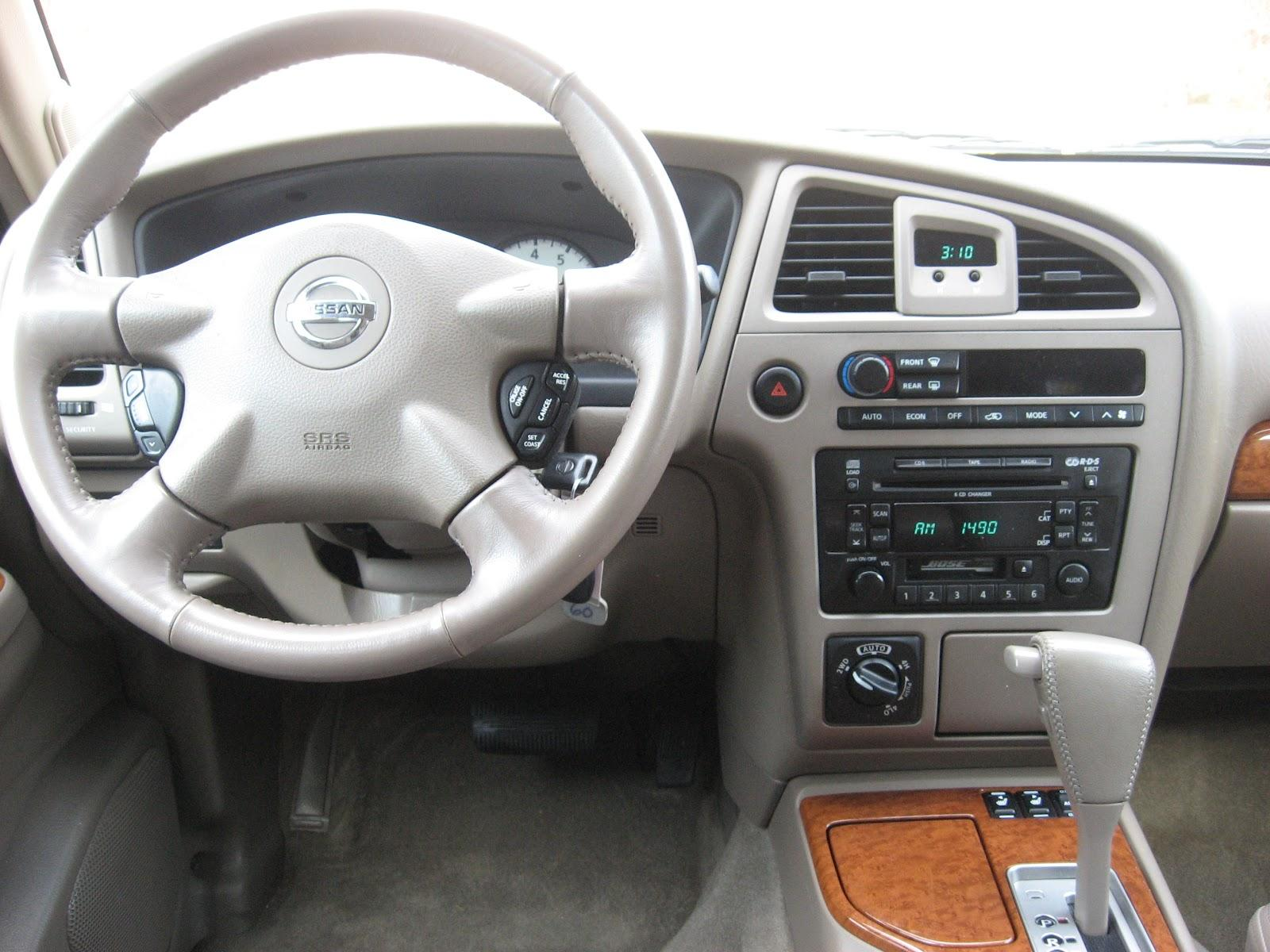 Used 2001 Nissan Pathfinder For Sale Pricing Features