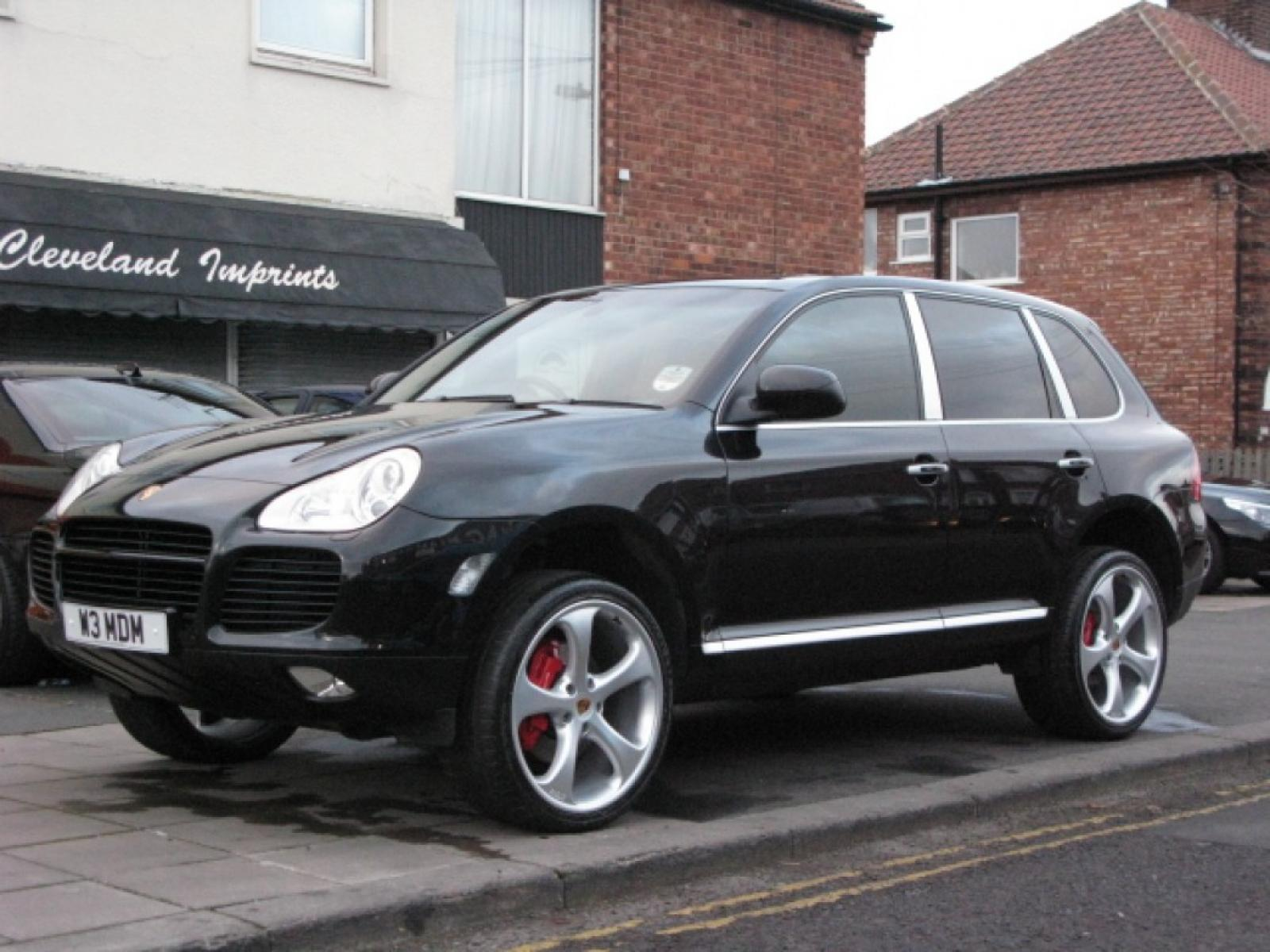 2003 Porsche Cayenne Information And Photos Zombiedrive