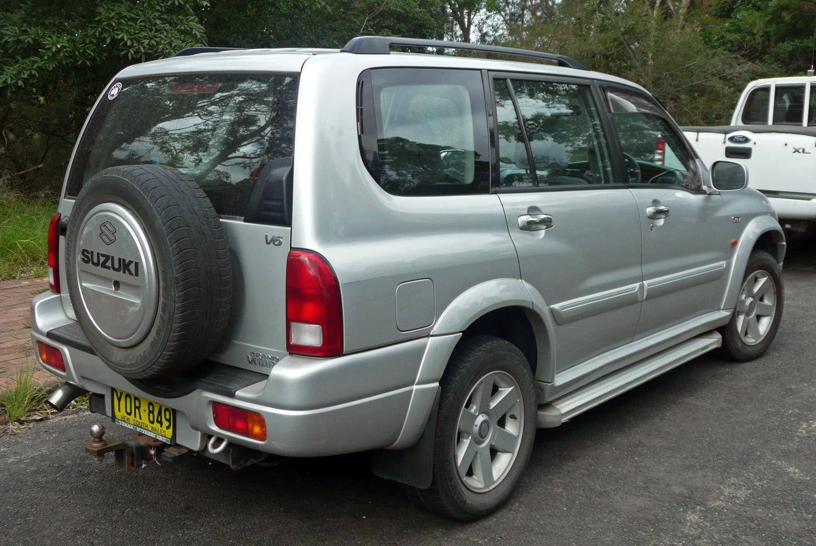 2004 suzuki xl 7 reviews - 800 1024 1280 1600 Origin 2003 Suzuki
