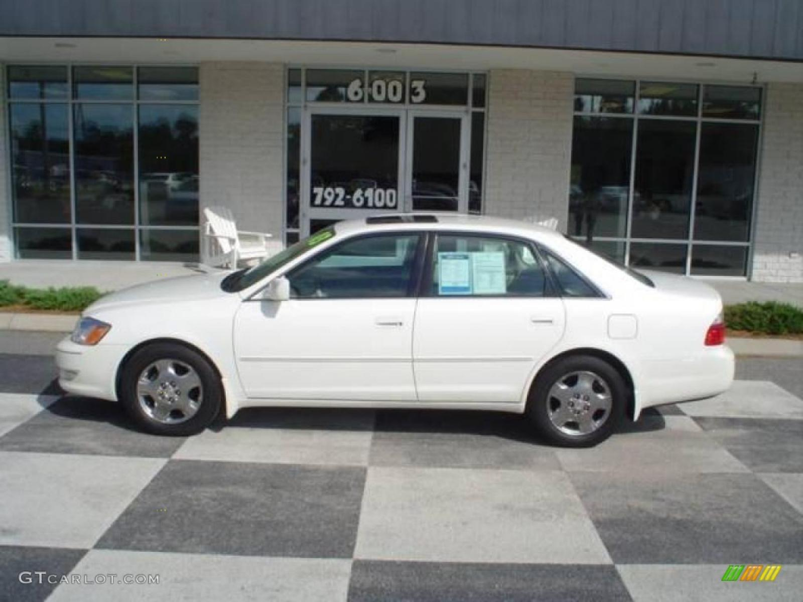 Beautiful 2003 Toyota Avalon #1 800 1024 1280 1600 Origin