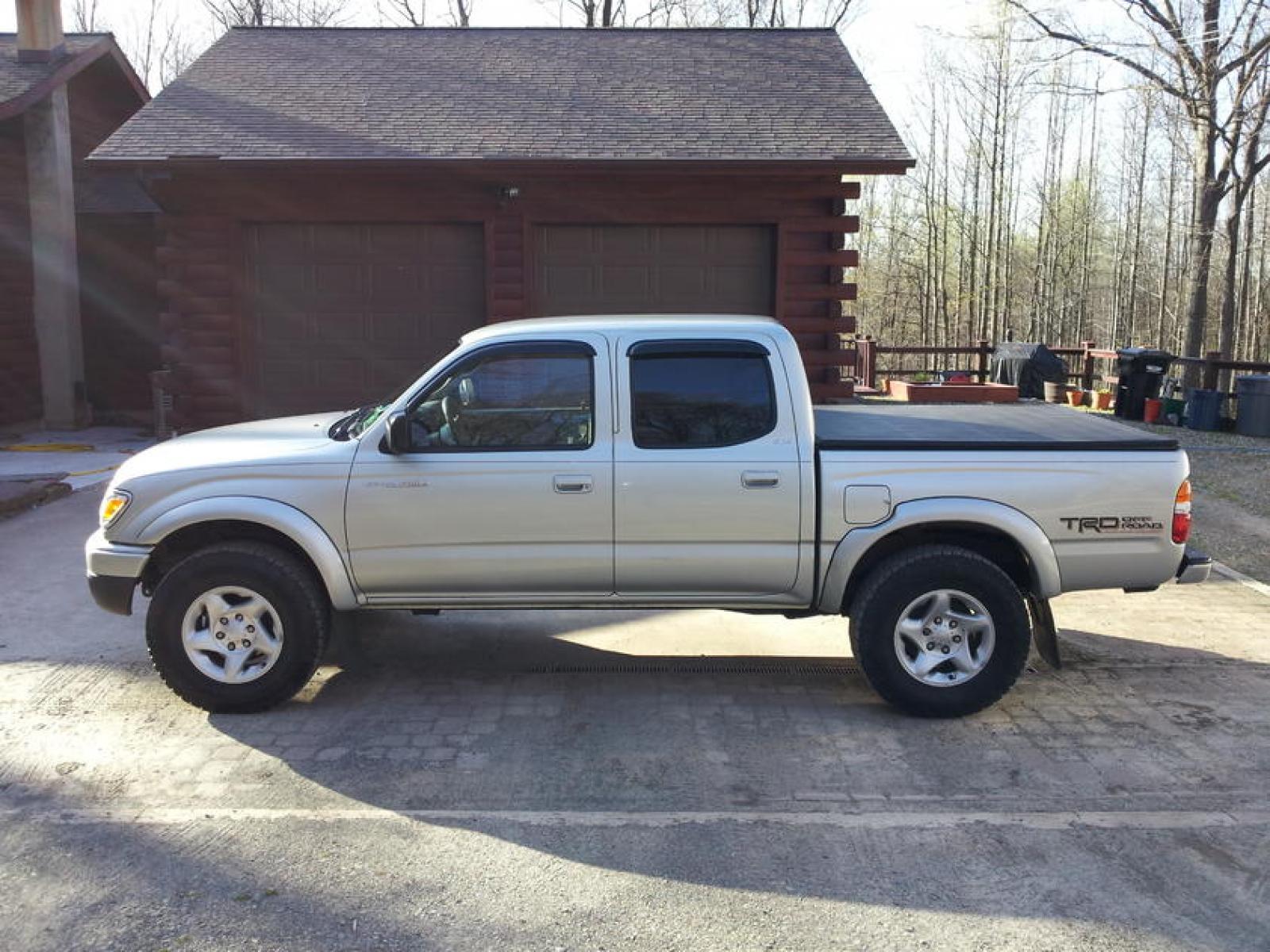 2003 Toyota Tacoma #1 800 1024 1280 1600 Origin