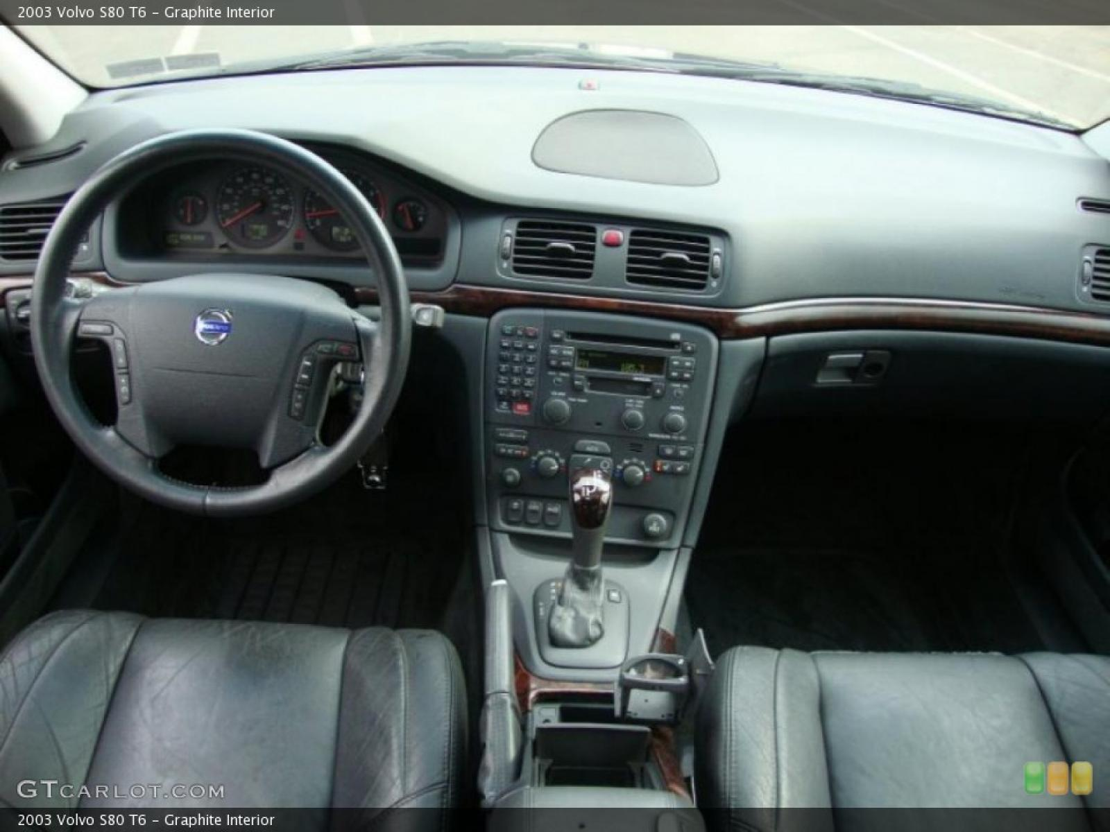 2003 Volvo S80 Information And Photos Zomb Drive