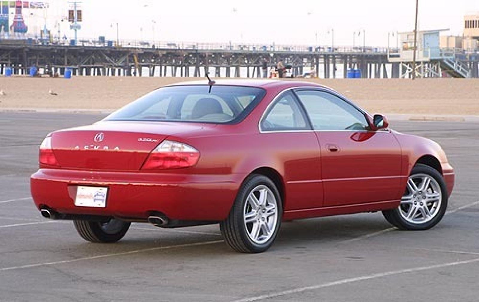 2003 acura cl information and photos zombiedrive. Black Bedroom Furniture Sets. Home Design Ideas