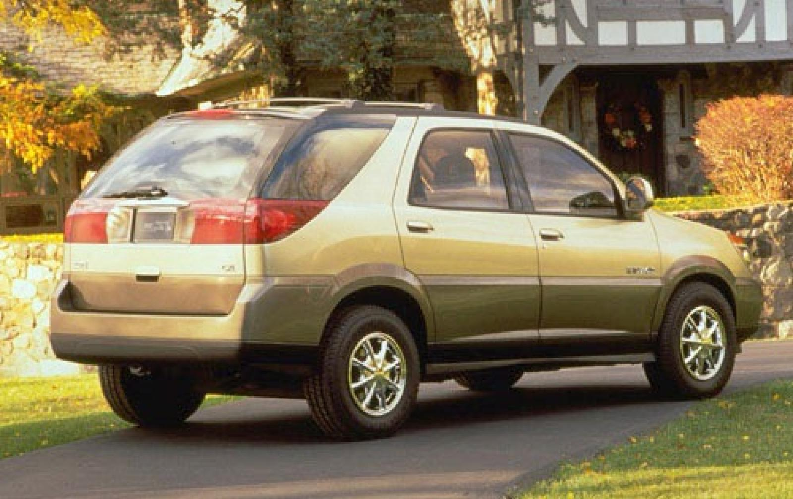 2003 Buick Rendezvous Cx In Houston Tx: Information And Photos