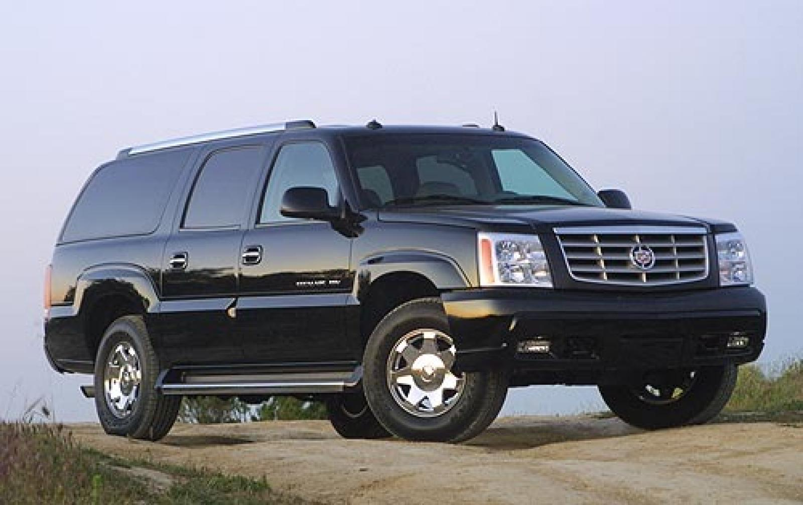 2004 cadillac escalade esv information and photos zombiedrive. Black Bedroom Furniture Sets. Home Design Ideas
