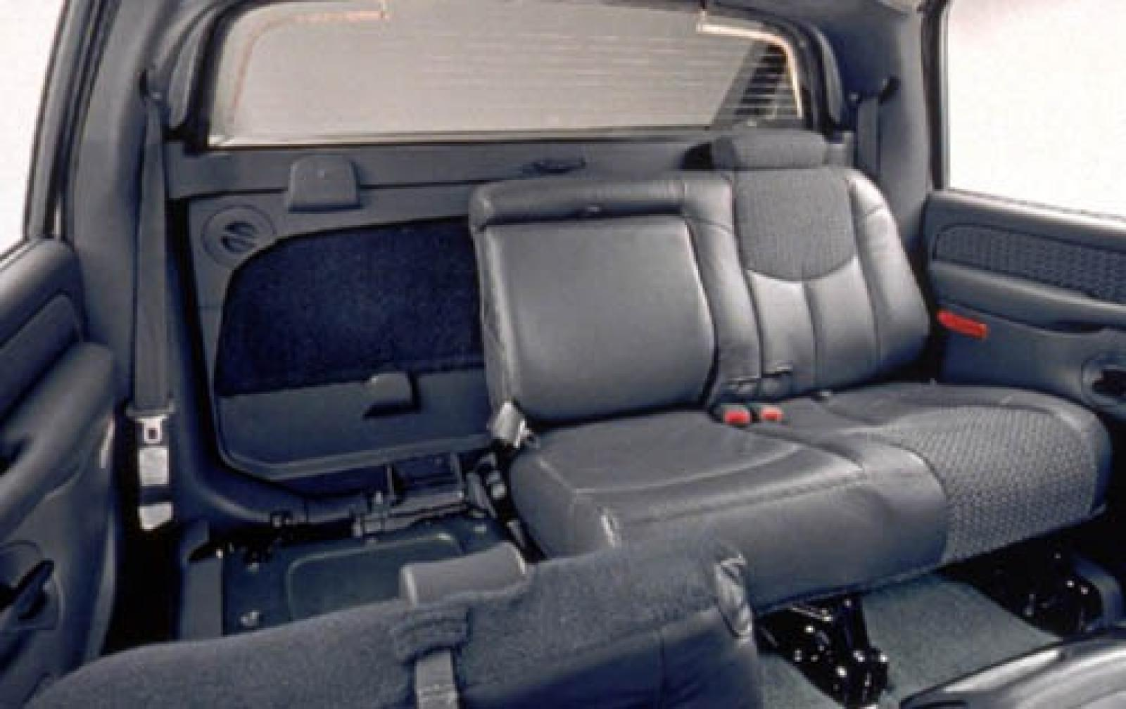 2003 Chevy Avalanche Tent  U0026 Bakflip F1 Hard Folding