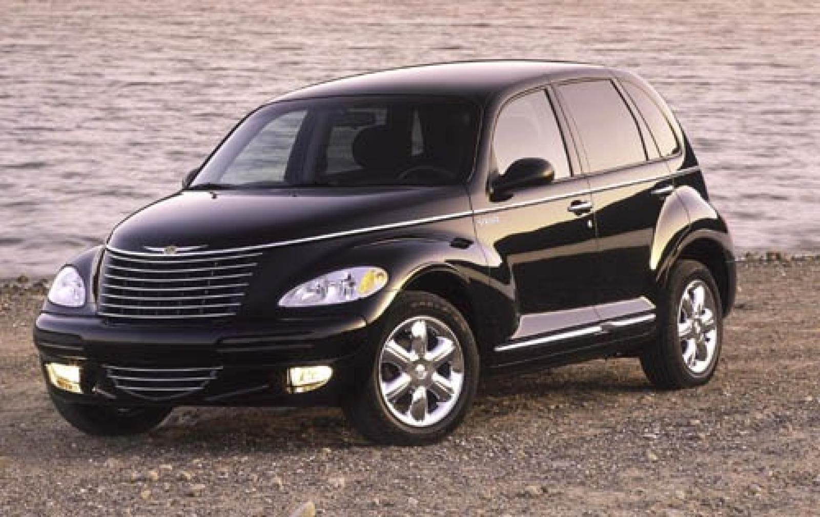 2005 chrysler pt cruiser information and photos. Black Bedroom Furniture Sets. Home Design Ideas