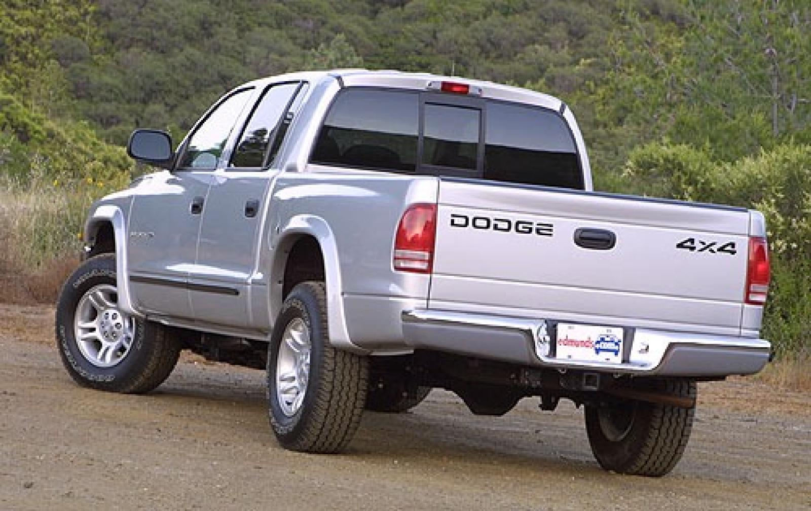 Dodge Dakota Front Seat