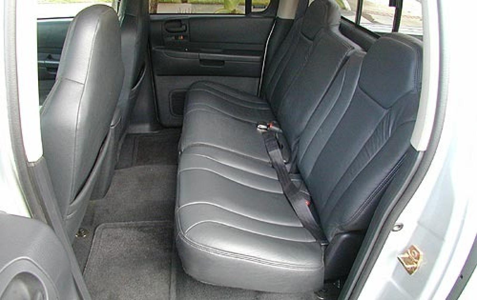 1996 Dodge Dakota Extended Cab Interior