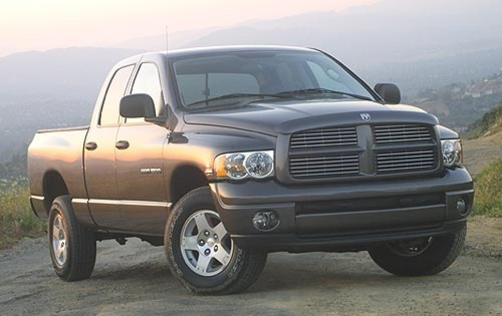 2005 dodge ram pickup 2500 information and photos zombiedrive. Black Bedroom Furniture Sets. Home Design Ideas