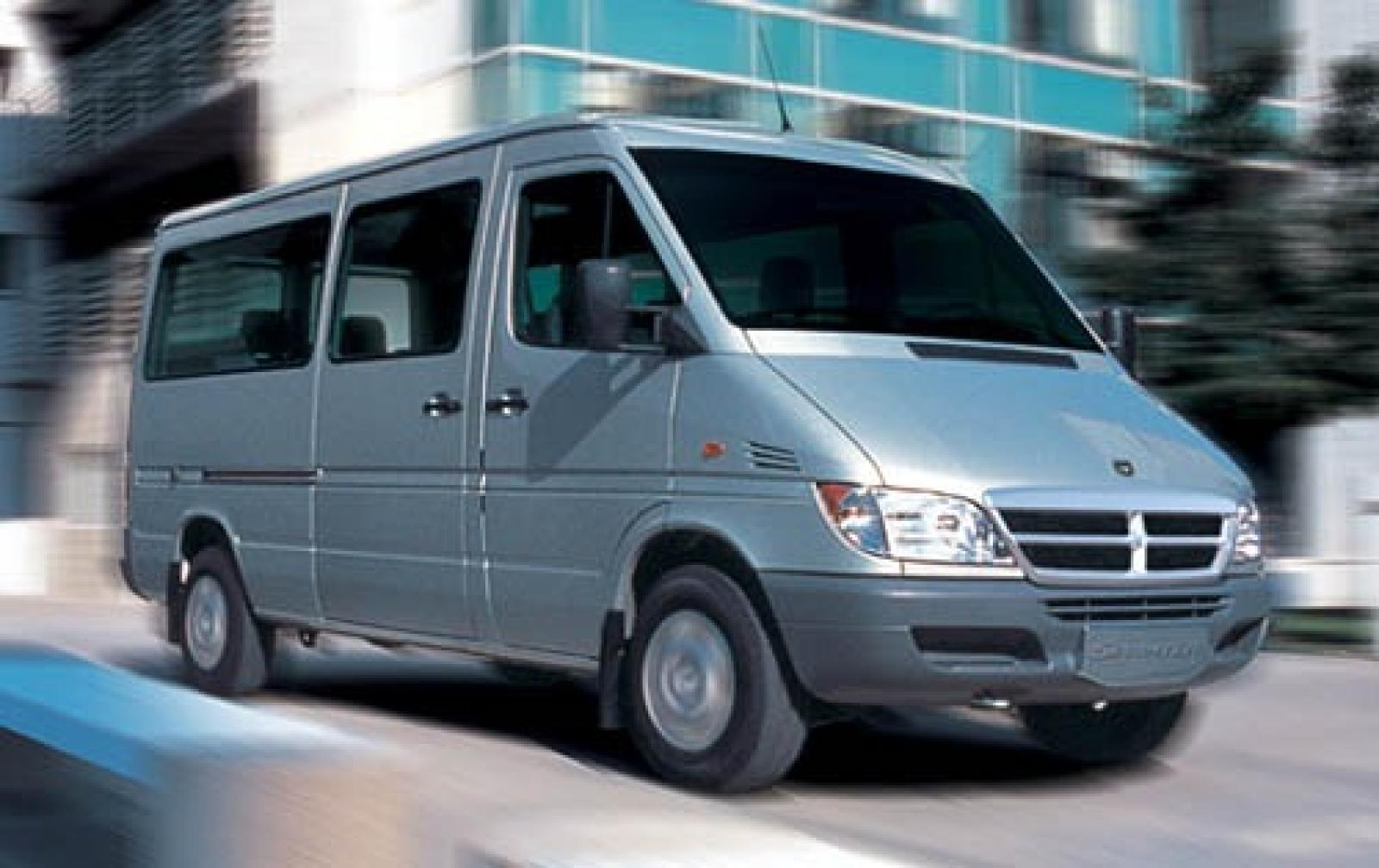 Sprinter Cargo Van Owners Manual