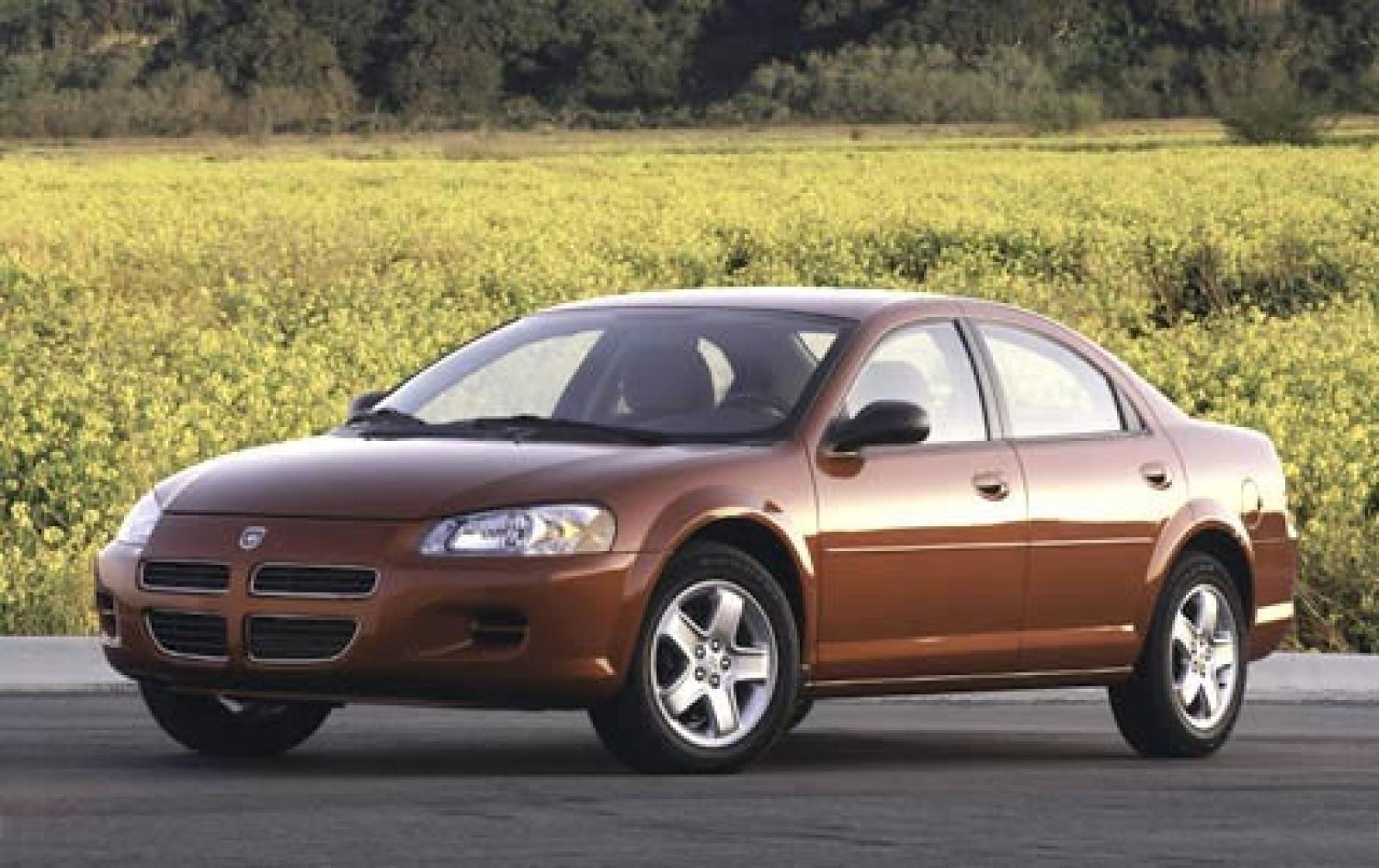2005 dodge stratus information and photos zombiedrive. Black Bedroom Furniture Sets. Home Design Ideas