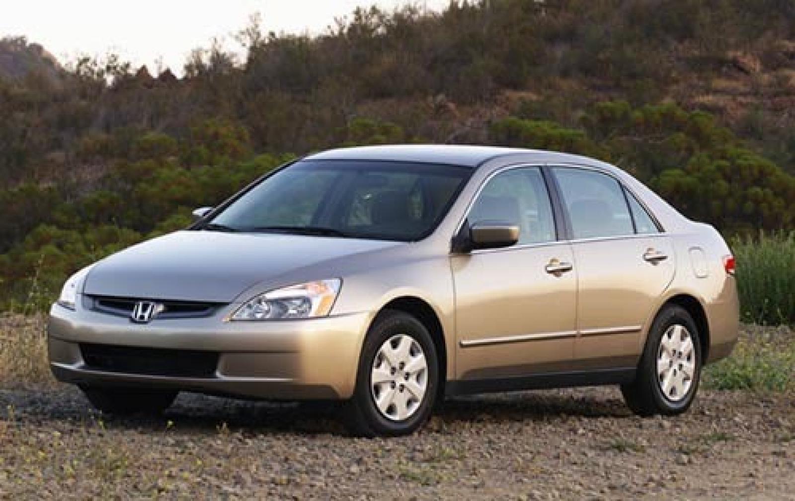 2005 Honda Accord 6