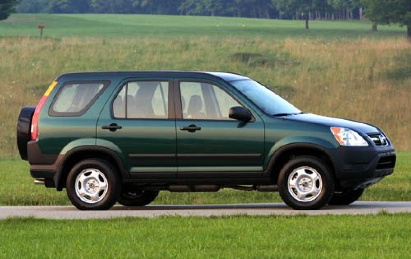 800 1024 1280 1600 Origin 2004 Honda CR V ...