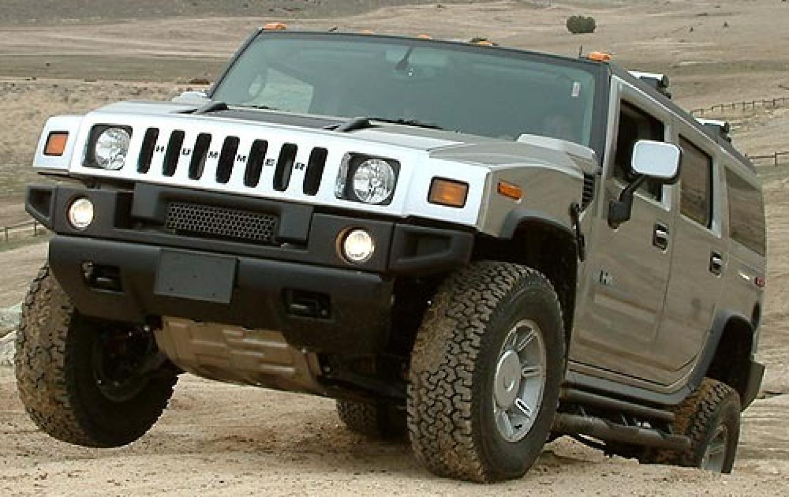 2004 hummer h2 information and photos zombiedrive. Black Bedroom Furniture Sets. Home Design Ideas