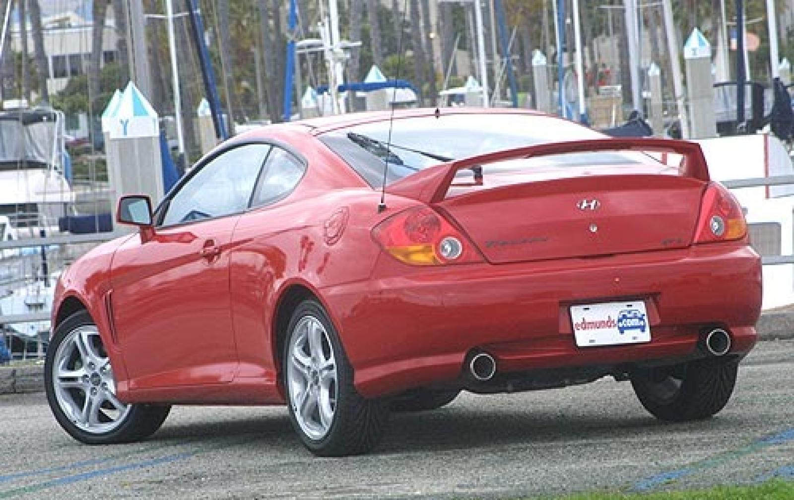 2004 hyundai tiburon information and photos zombiedrive. Black Bedroom Furniture Sets. Home Design Ideas