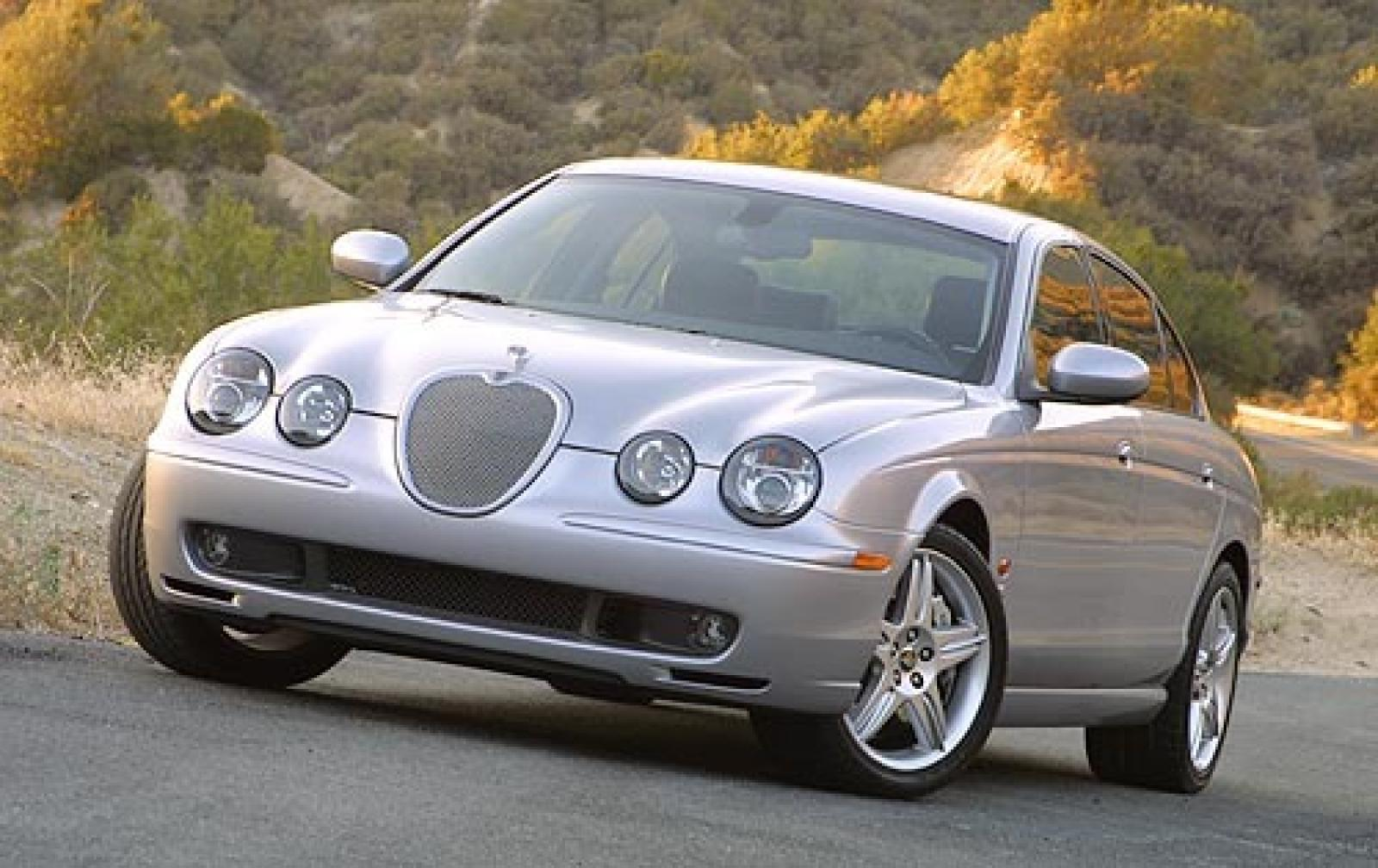 2004 jaguar s type information and photos zombiedrive. Black Bedroom Furniture Sets. Home Design Ideas