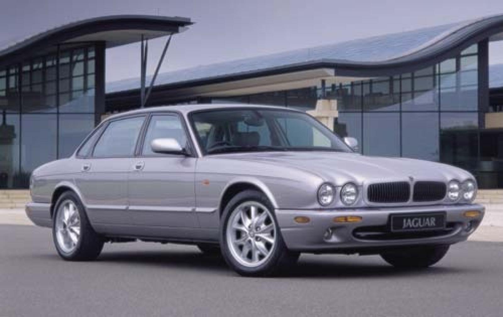 Charming 2003 Jaguar XJ Series #1 800 1024 1280 1600 Origin