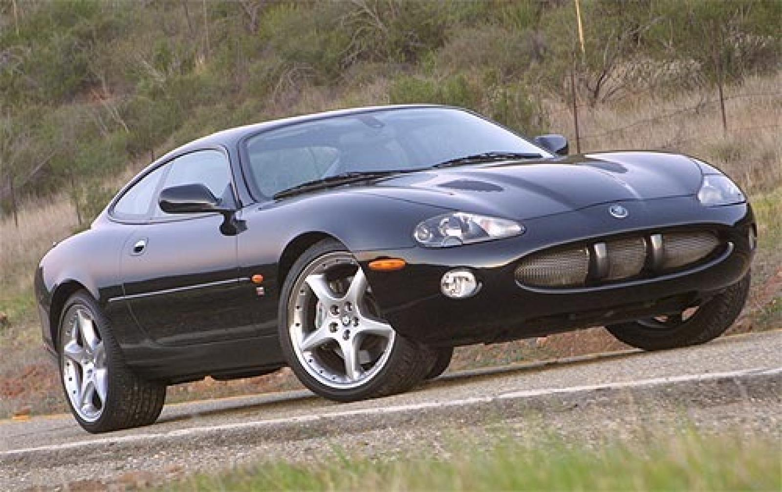 2004 jaguar xk series information and photos zombiedrive. Black Bedroom Furniture Sets. Home Design Ideas