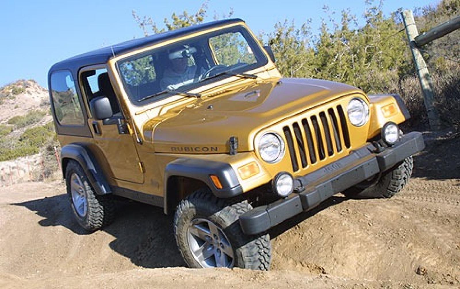 2006 Jeep Wrangler  Information and photos  ZombieDrive