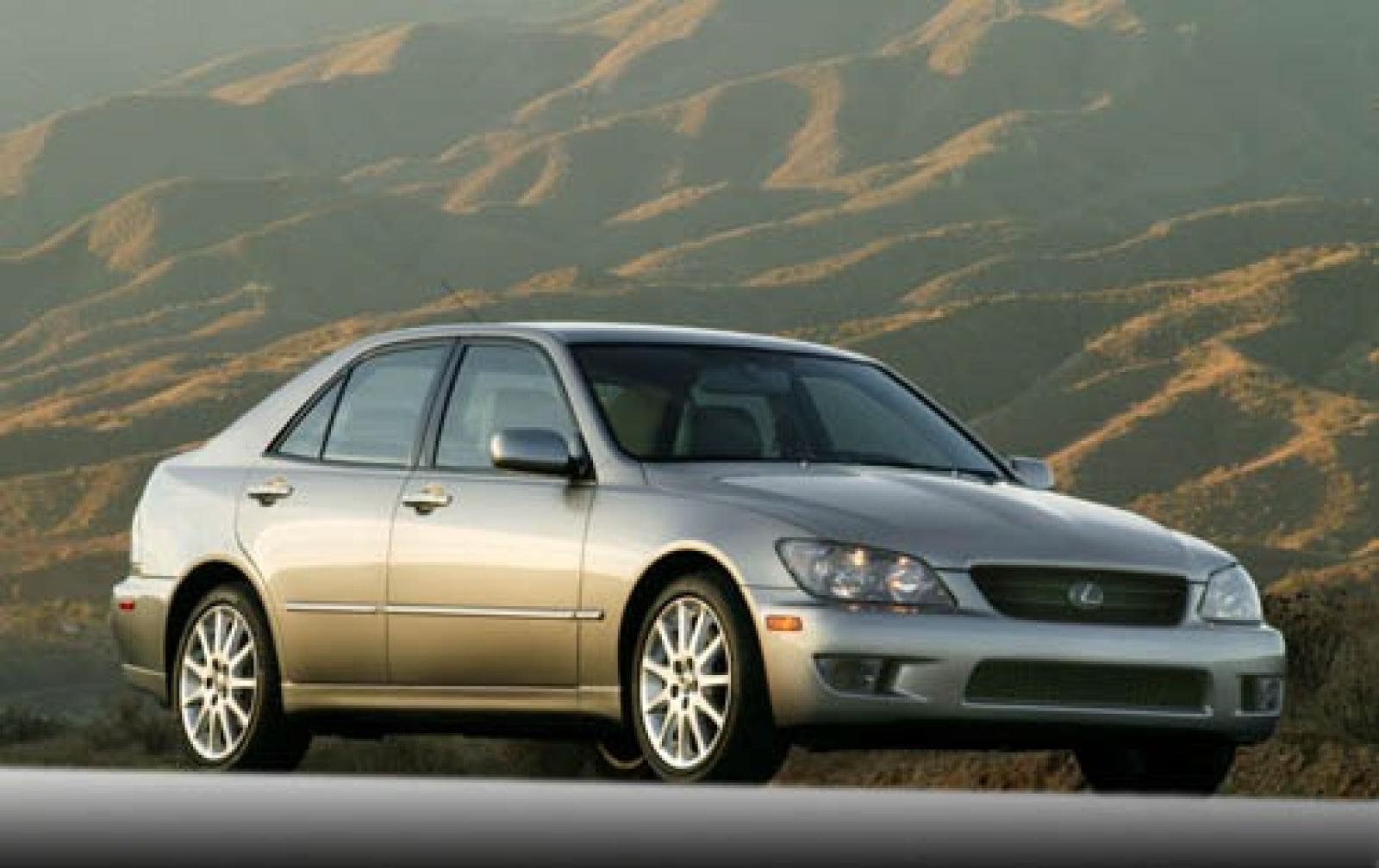 800 1024 1280 1600 Origin 2005 Lexus IS 300 ...