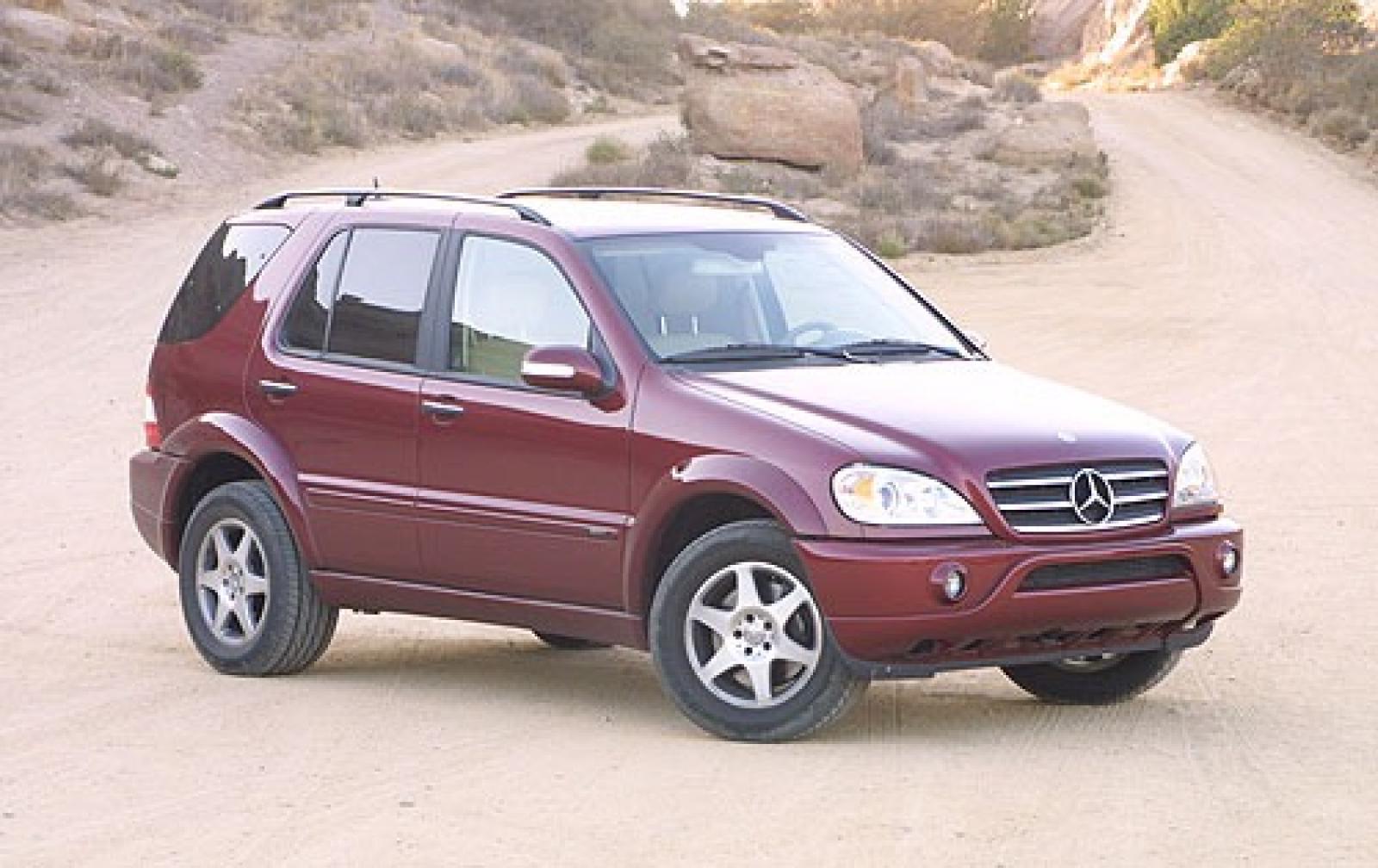 2004 mercedes ml320 2004 mercedes benz m class information and - Mercedes Benz Gallery