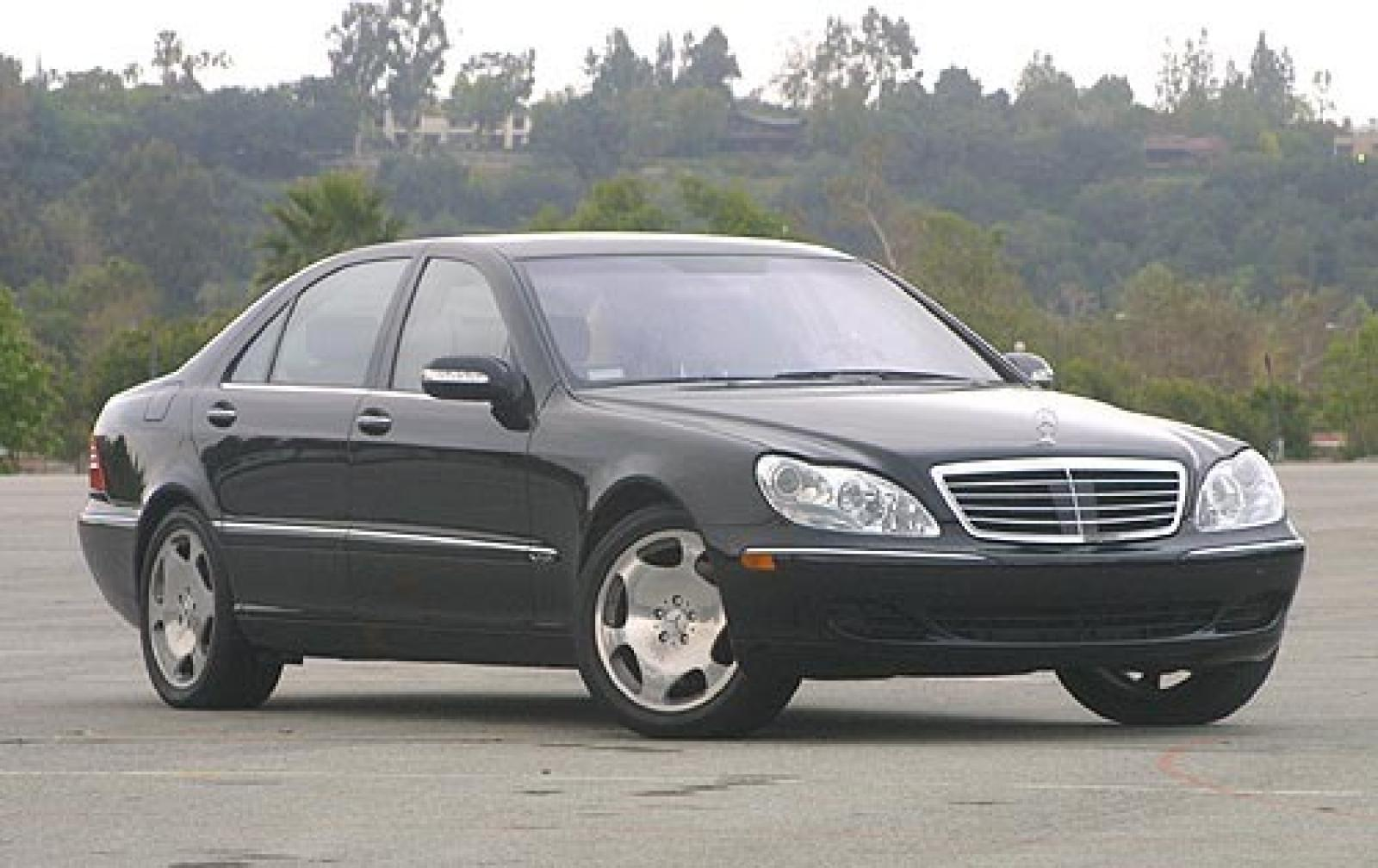 Image gallery 2004 mercedes s600 for 2003 mercedes benz s500