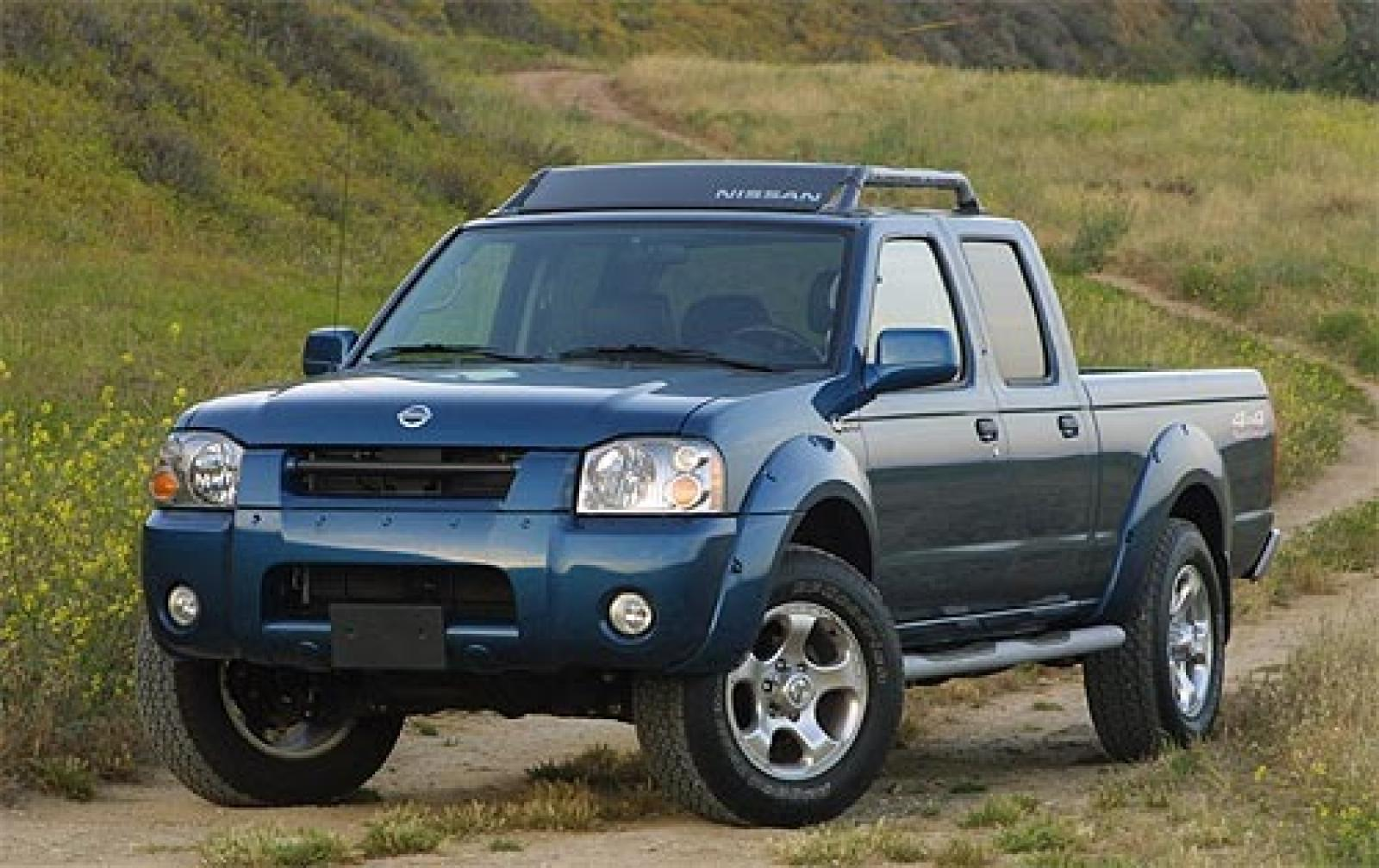 2002 nissan frontier information and photos zombiedrive. Black Bedroom Furniture Sets. Home Design Ideas