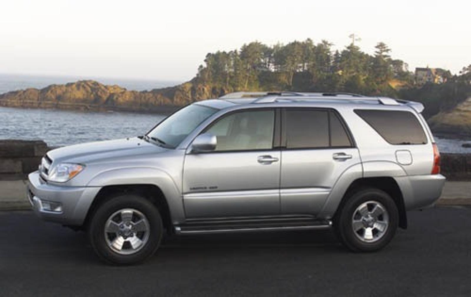 2005 toyota 4runner information and photos zombiedrive. Black Bedroom Furniture Sets. Home Design Ideas