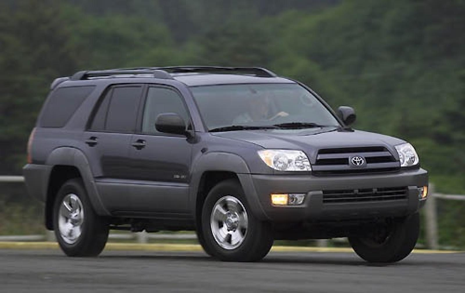 2005 Toyota 4Runner - Information and photos - Zomb Drive