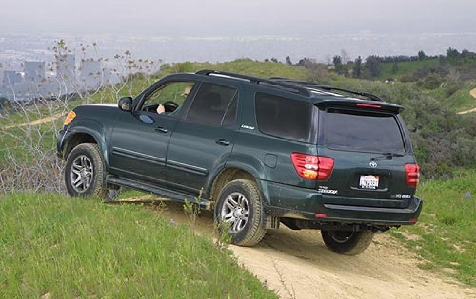 2005 toyota sequoia information and photos zombiedrive. Black Bedroom Furniture Sets. Home Design Ideas