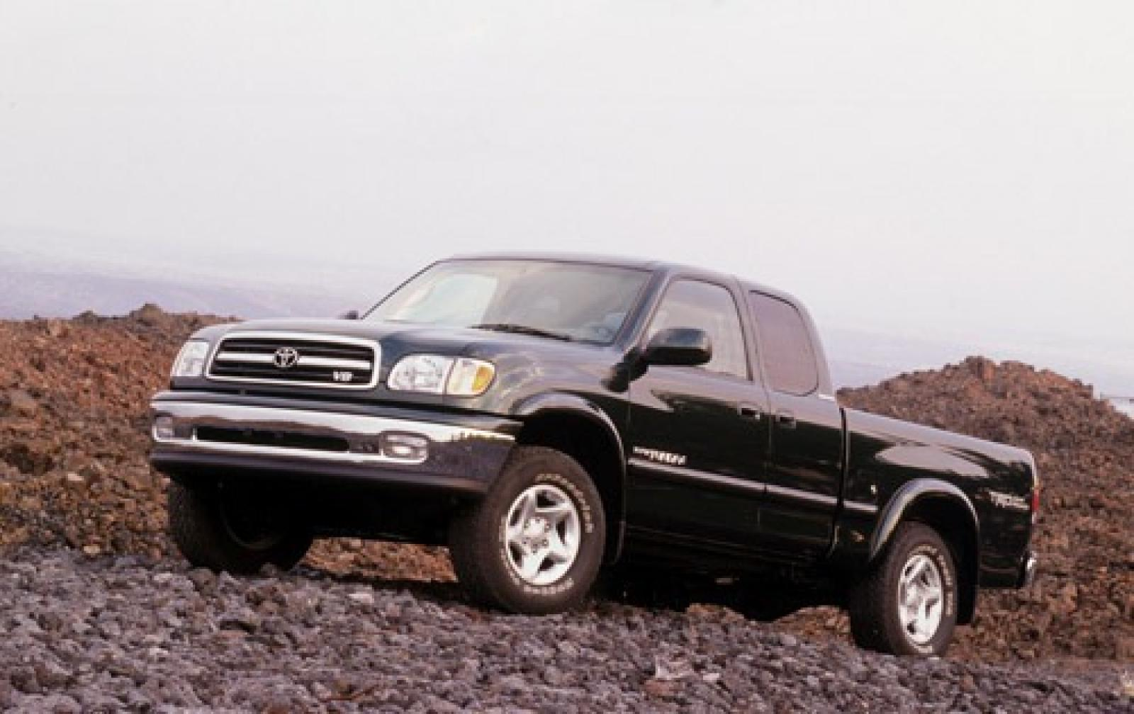 2003 toyota tundra information and photos zombiedrive. Black Bedroom Furniture Sets. Home Design Ideas