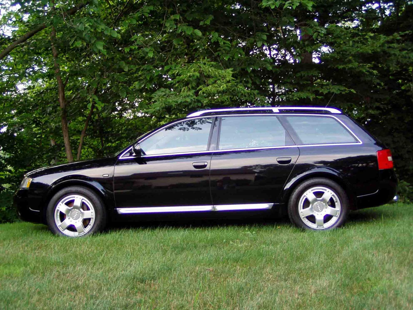 2004 audi allroad quattro information and photos zombiedrive. Black Bedroom Furniture Sets. Home Design Ideas