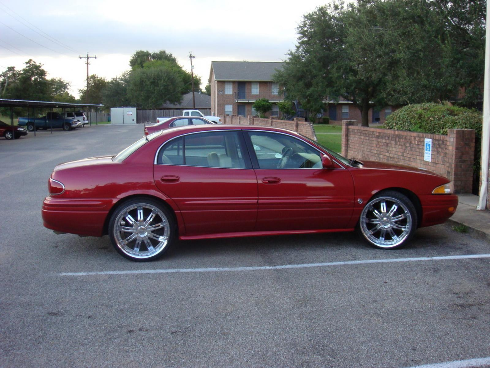 2004 Buick Lesabre Information And Photos Zombiedrive