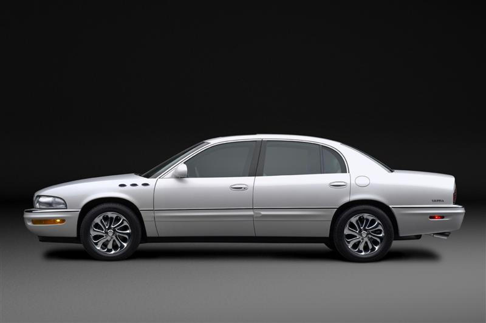 2004 Buick Park Avenue Information And Photos Zombiedrive
