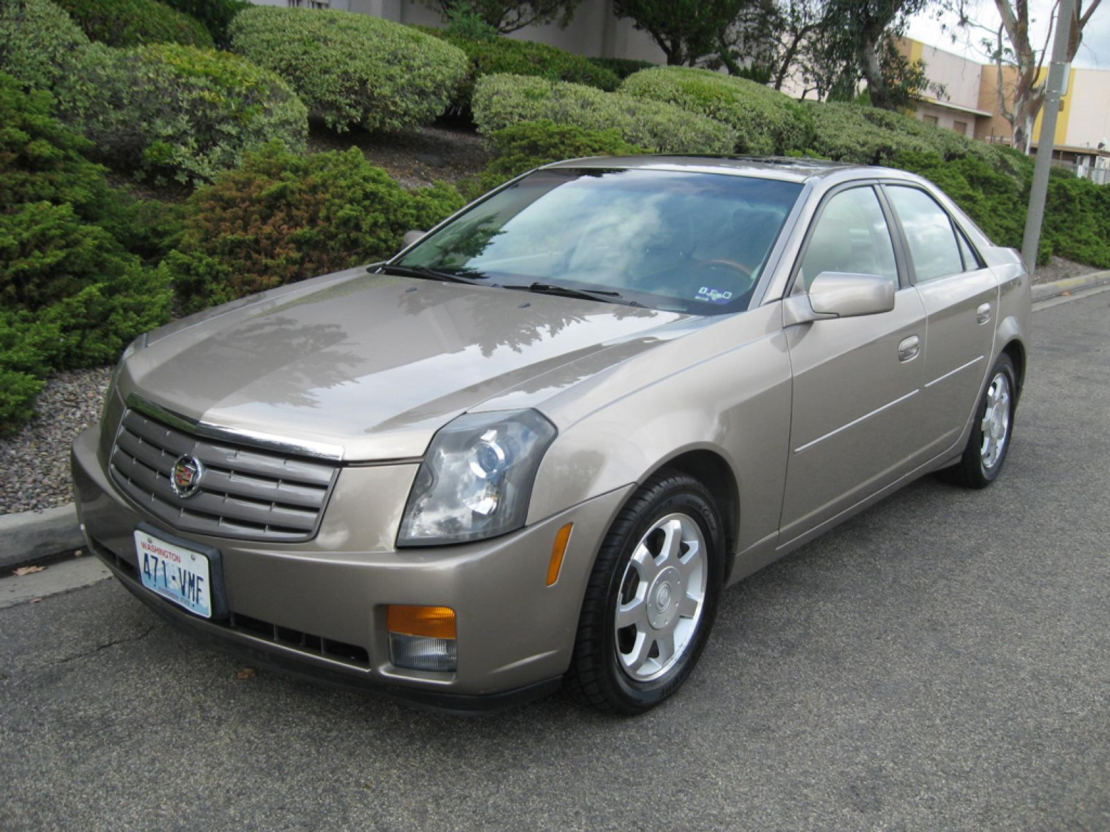 2004 Cadillac CTS - Information and photos - ZombieDrive