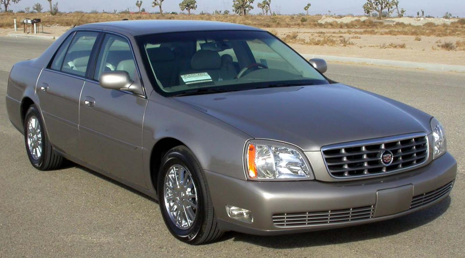 2004 Cadillac Seville - Information and photos - ZombieDrive