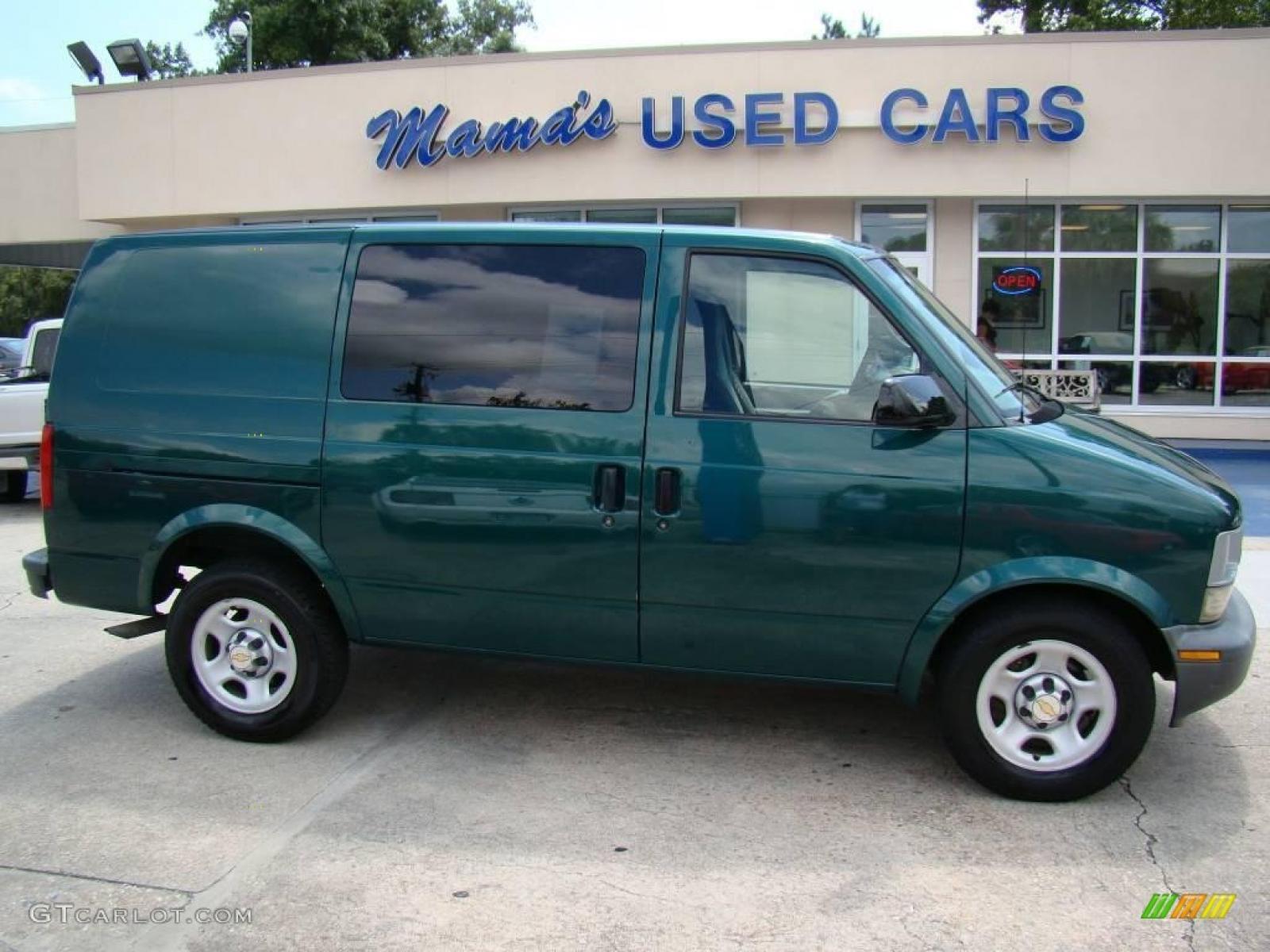 800 1024 1280 1600 origin 2004 Chevrolet Astro Cargo #4