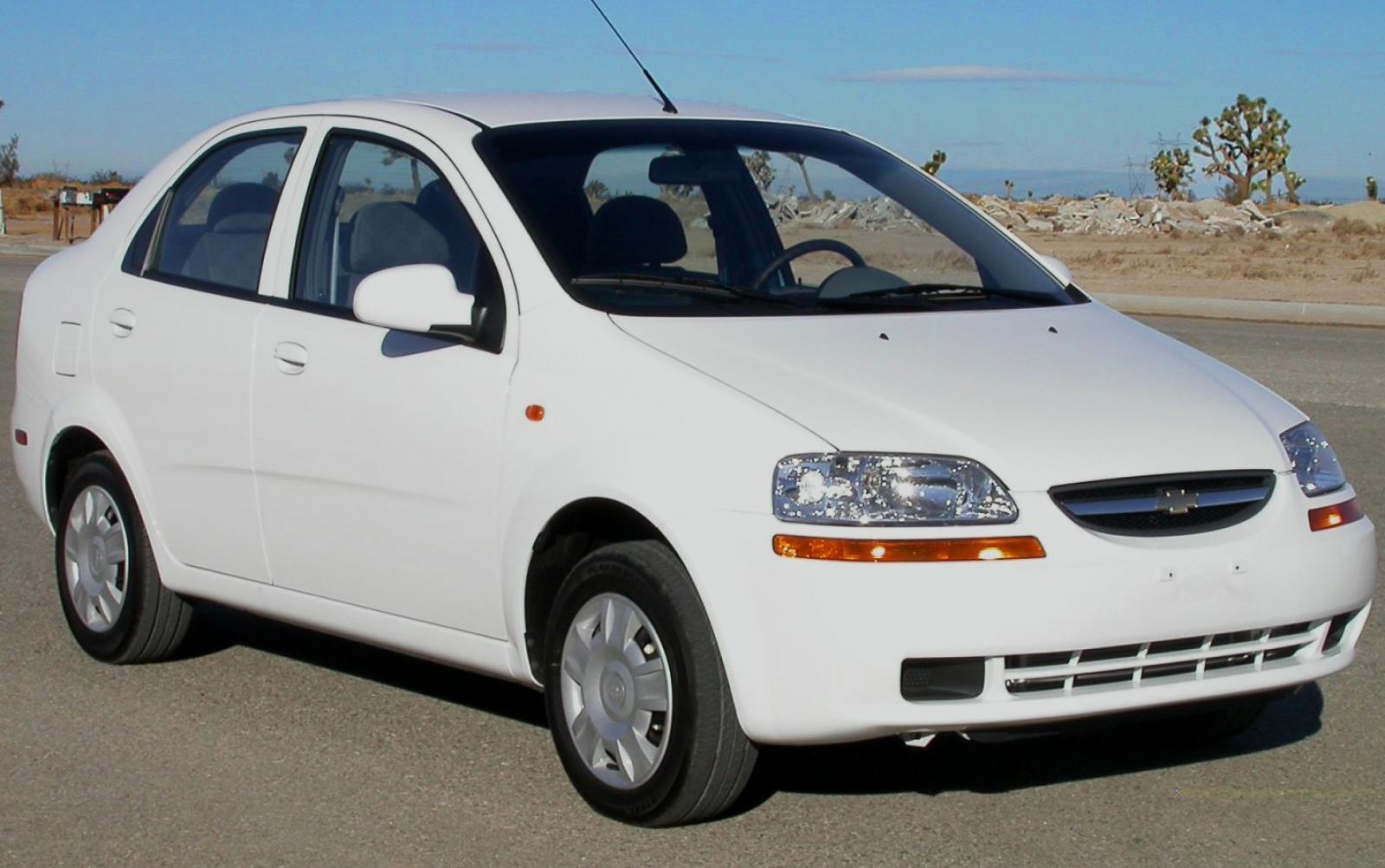 800 1024 1280 1600 origin 2004 Chevrolet Aveo ...