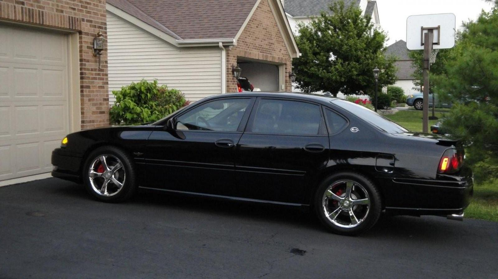All Types 2004 impala ss indy edition : Impala » 2004 Chevrolet Impala Specs - Old Chevy Photos Collection ...