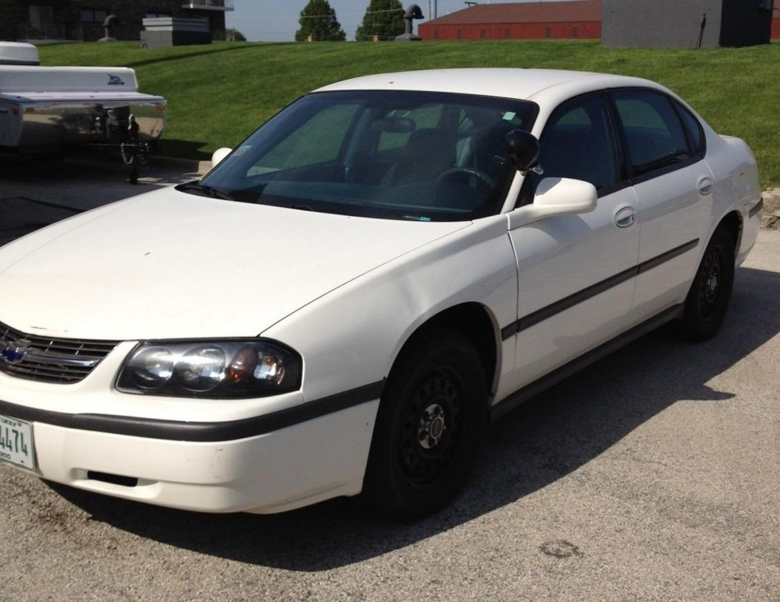 2004 chevrolet impala information and photos zombiedrive. Cars Review. Best American Auto & Cars Review