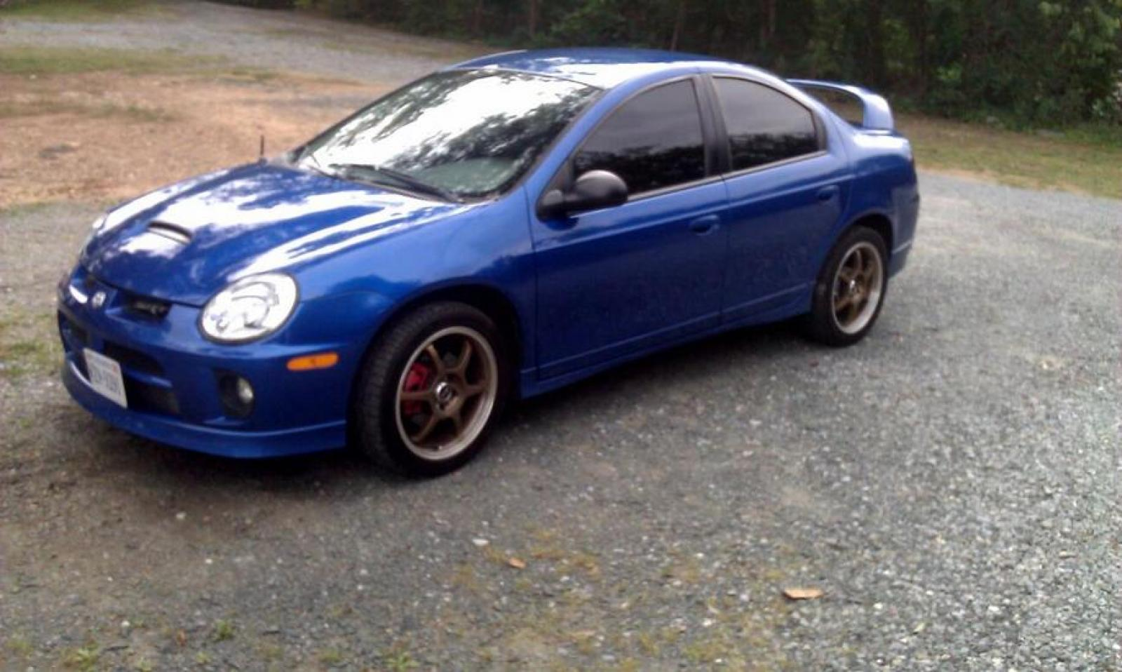 2004 Dodge Neon - Information and photos - ZombieDrive