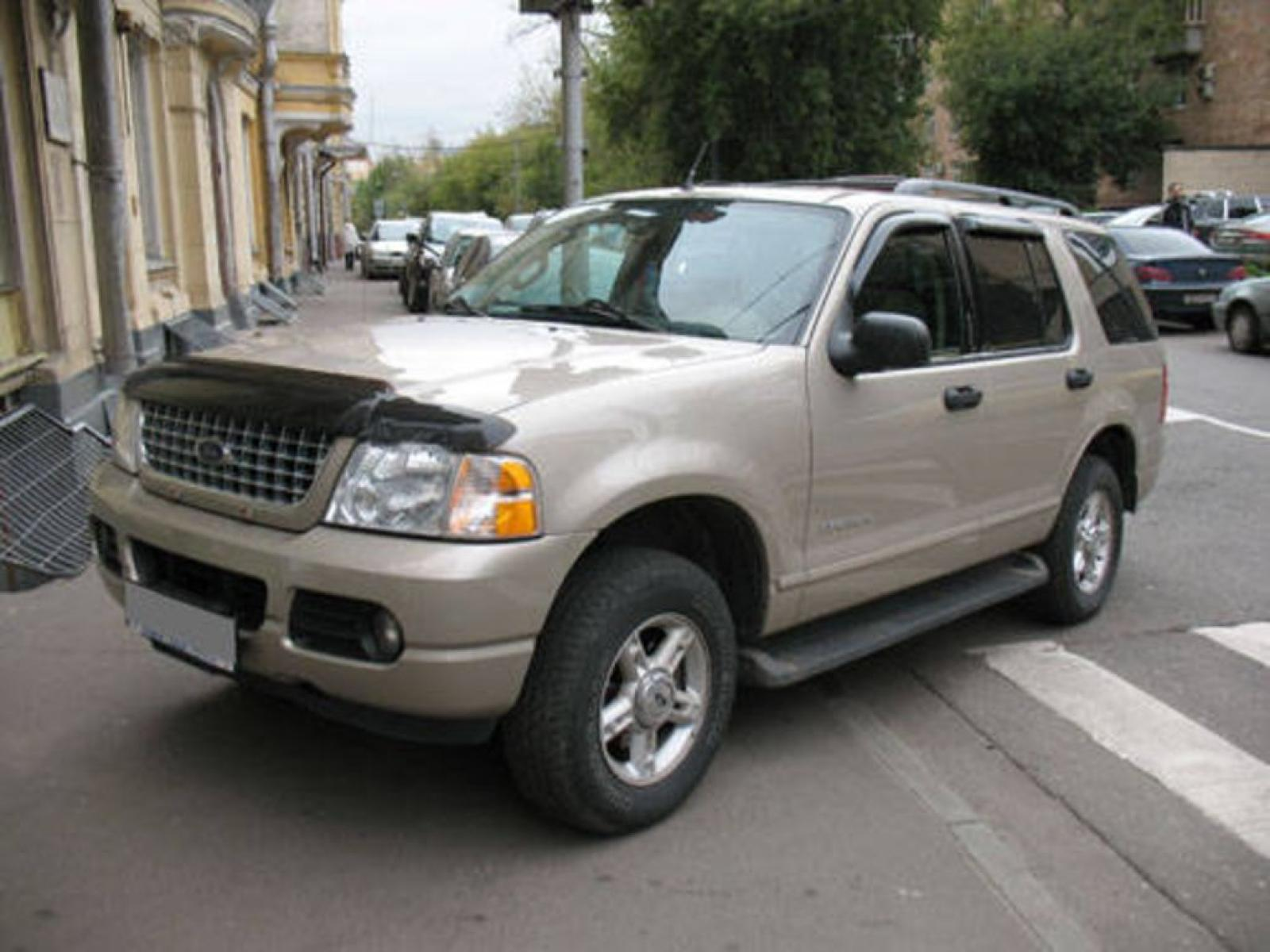 2004 Ford Explorer Information And Photos Zombiedrive Wiring Diagram Color Code 800 1024 1280 1600 Origin
