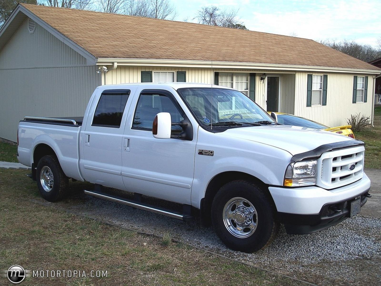 2004 Ford F 250 Super Duty Information And Photos Zombiedrive Supercab 10 800 1024 1280 1600 Origin